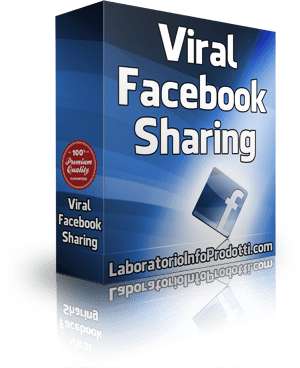Come condividere su Facebook in modo Virale? Viral Facebook Sharing