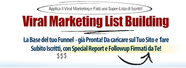 Viral Marketing List Building