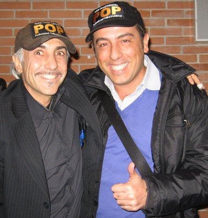 Robin Good e Josè Scafarelli