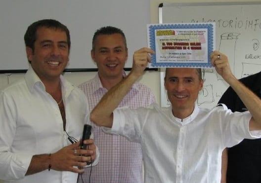 italo cillo, Oliver Dobre, Josè Scafarelli