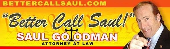 Better Call Saul Meglio chiamare Saul Goodman header
