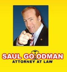 Better Call Saul (Meglio chiamare Saul Goodman)!