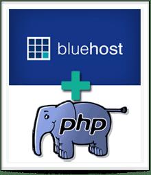 Come aggiornare il PHP su Bluehost