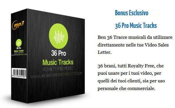 36 Pro Music Tracks