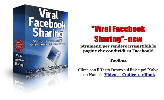 Viral FB Sharing