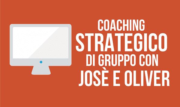 Coaching di gruppo cover