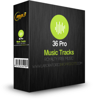 36 Pro Music Tracks box