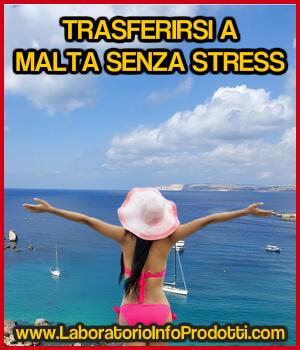 Trasferirsi a Malta senza stress