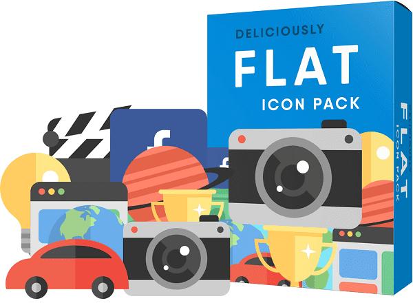 Premium Flat Icon Pack