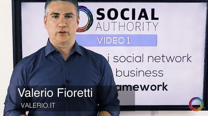 Valerio Fioretti Master Social Authority