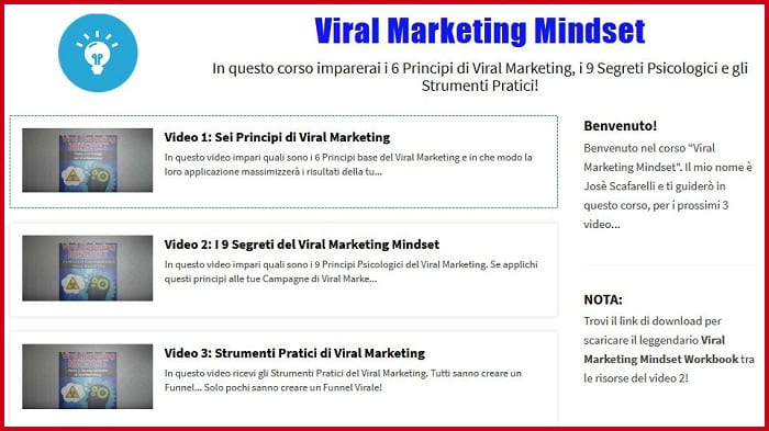 Viral Maketing Mindset Preview