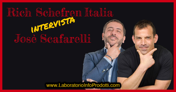 Rich Schefren italia intervista Josè Scafarelli