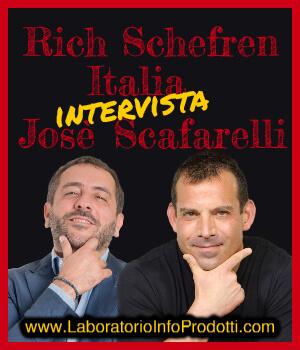 """Rich Schefren Italia intervista Josè Scafarelli: """"Coniugare Business & Vocazione"""""""
